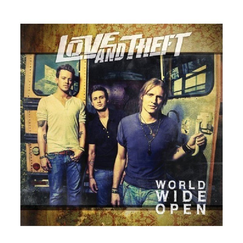 love and theft dancing in circles. Love and Theft CD- World Wide Open [LT-CD-WWO]