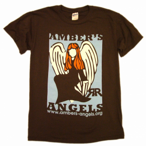 Randy Rogers Band Amber's Angels Tee