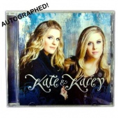 Kate and Kacey EP CD-<b>AUTOGRAPHED!</b>