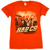 Bad Company <b>Organic</b> Red Tee